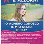 Lotta all'Aids, manifesti shock per la campagna del Comune
