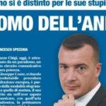 Libero nomina Rocco Casalino «omo dell'anno»