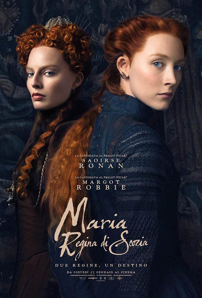 Maria regina di Scozia (6 candidatura)