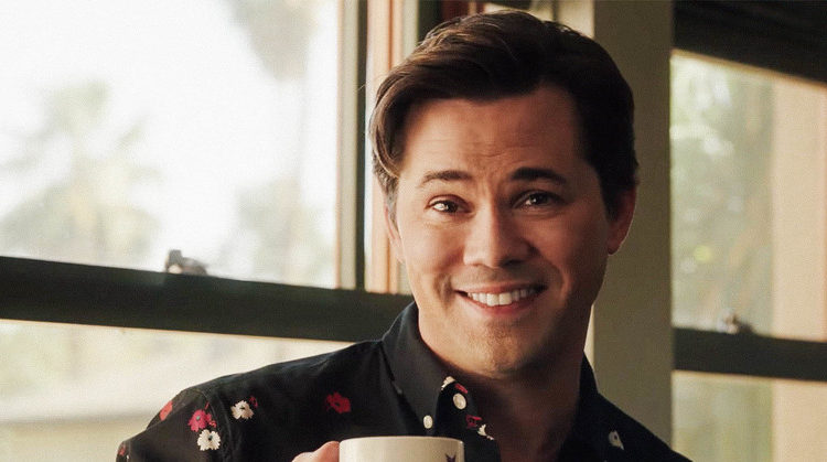 David (The Romanoffs) - Andrew Rannells