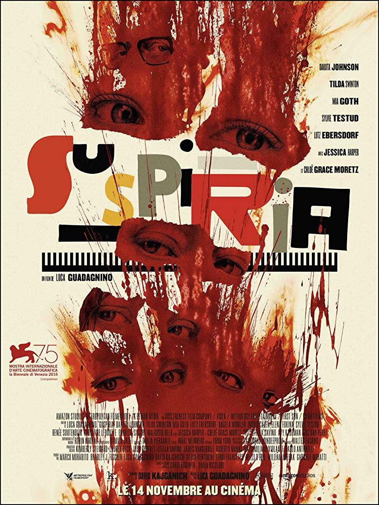 Suspiria (4 candidature)