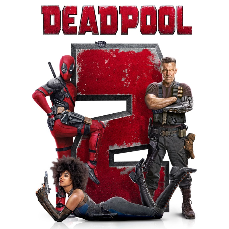 Deadpool 2 (3 candidature)