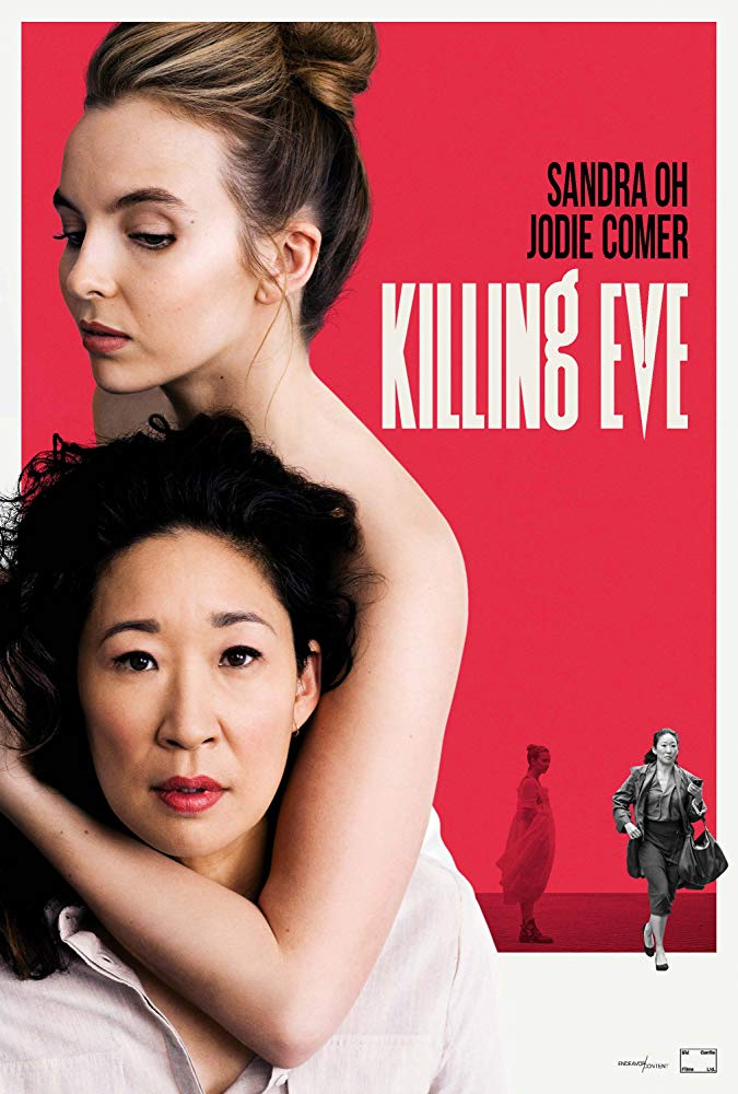 Killing Eve (9 candidature)