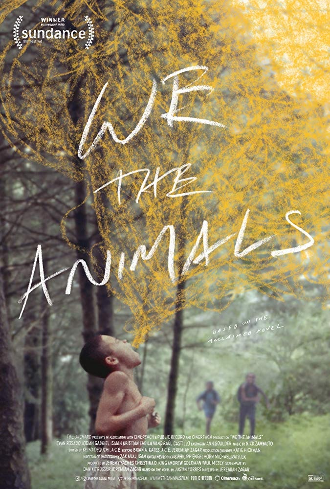 We the Animals (5 candidature)