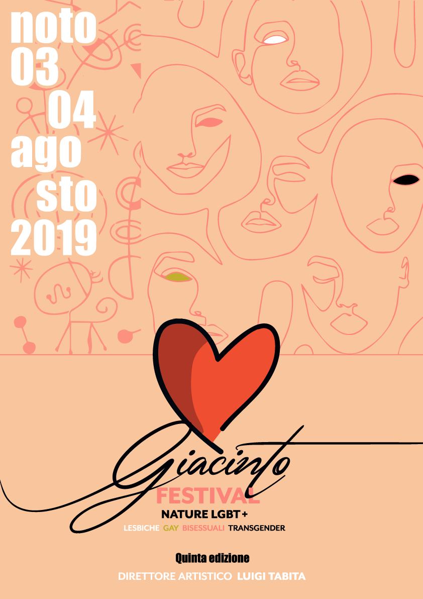 Il 3 e 4 agosto 2019 la 5° edizione del Giacinto Festival