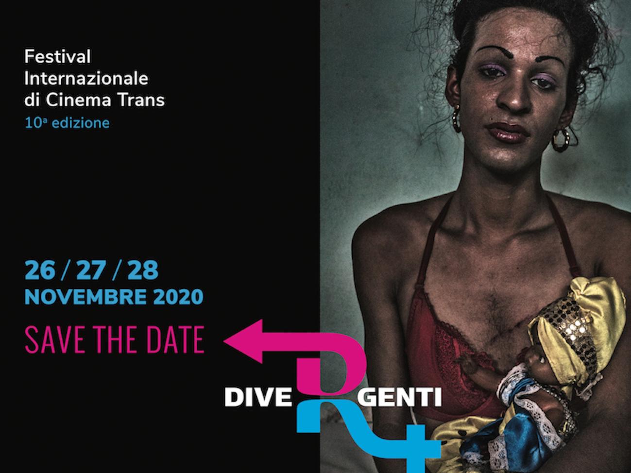 10° edizione per Divergenti, festival internazionale di cinema trans dal 26 al 28 novembre 2020