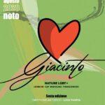 VI Edizione GIACINTO - NATURE LGBT+ Sabato 8 e domenica 9 agosto 2020 Noto (SR)